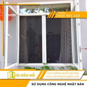 Cửa lưới chống muỗi cho cửa sổ